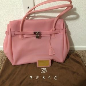 Jelly purse pink
